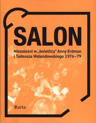 Salon Niezależni w świetlicy Anny - okładka książki