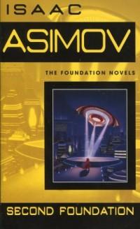 Second Foundation - okładka książki