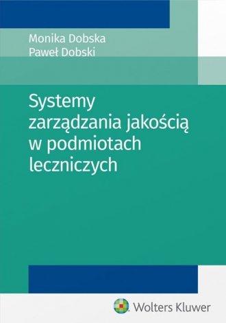 Systemy zarządzania jakością w - okładka książki