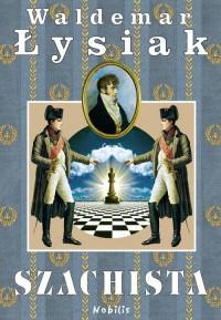 Szachista - okładka książki