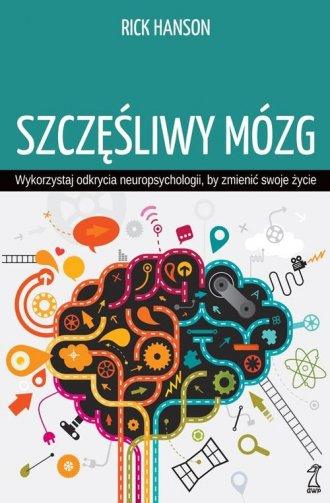 Szczęśliwy mózg - okładka książki