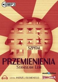 Szpital Przemienienia - Stanisław - pudełko audiobooku