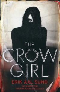 The Crow Girl - okładka książki