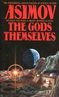 The Gods Themselves - okładka książki