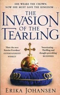 The Invasion of the Tearling - okładka książki