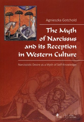 The Myth of Narcissus and its Reception - okładka książki