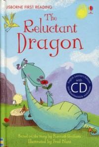The Reluctant Dragon (+ CD) - okładka książki