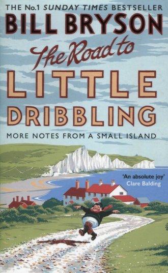 The Road to Little Dribbling - okładka książki
