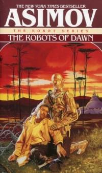 The Robots of Dawn - okładka książki