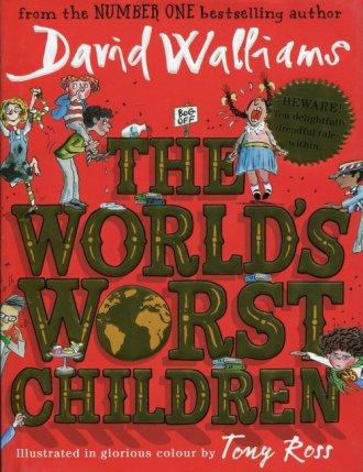 The Worlds Worst Children - okładka książki
