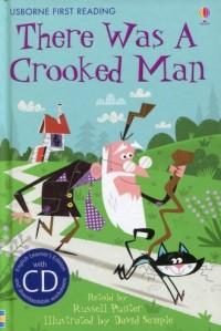 There Was a Crooked Man (+ CD) - okładka książki