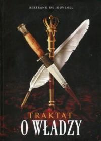 Traktat o władzy - okładka książki