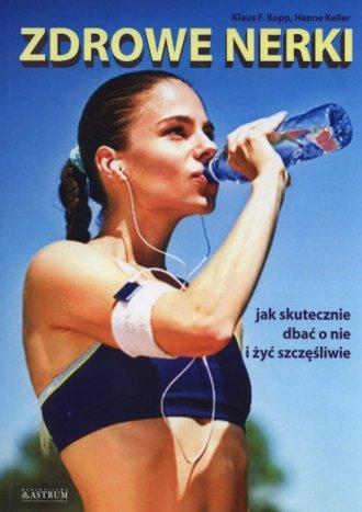 Zdrowe nerki - okładka książki