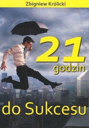 21 godzin do sukcesu - okładka książki