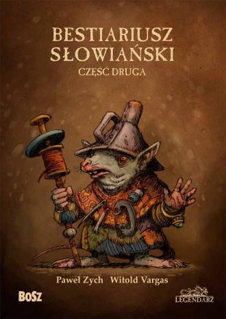 Bestiariusz Słowiański 2 czyli - okładka książki