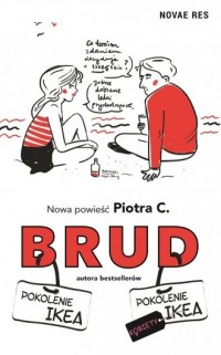 Brud - okładka książki