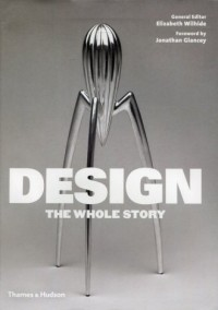 Design. The Whole Story - okładka książki