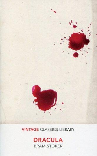 Dracula. Seria: Vintage Classics - okładka książki