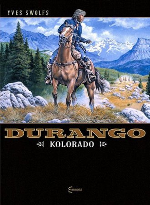 Durango 11. Kolorado - okładka książki