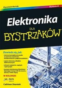 Elektronika dla bystrzaków - okładka książki
