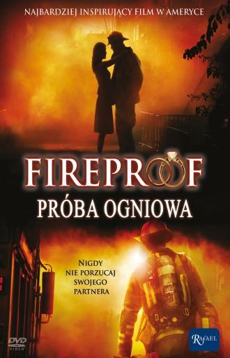 Fireproof. Próba ognia (DVD) - okładka filmu