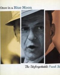 Frank Sinatra. Once in a Blue Moon - okładka książki
