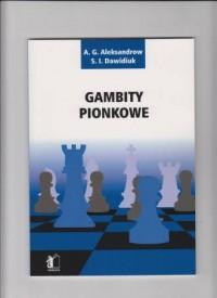 Gambity pionkowe - okładka książki