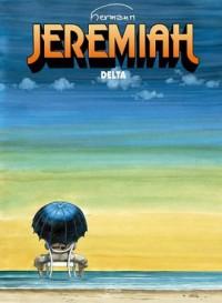 Jeremiah 11. Delta - okładka książki