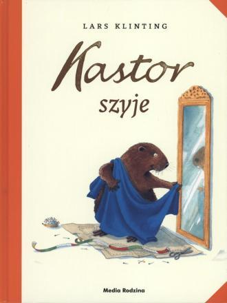Kastor szyje - okładka książki