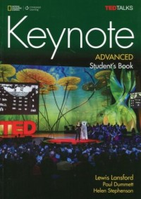 Keynote. Advanced Students Book   DVD   Online Workbook C1 - okładka podręcznika