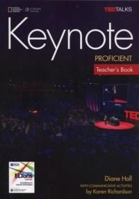 Keynote. Proficient C2 Teachers Book DVD - okładka podręcznika