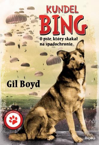 Kundel Bing. O psie, który skakał - okładka książki