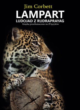 Lampart ludojad z Rudaprayag - okładka książki