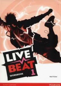 Live Beat 1. Workbook - okładka podręcznika