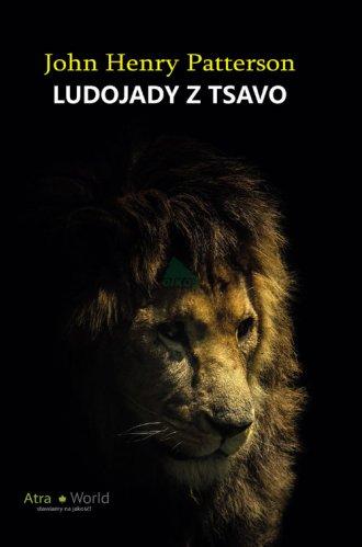 Ludojady z Tsavo - okładka książki