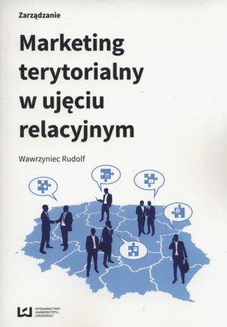 Marketing terytorialny w ujeciu - okładka książki