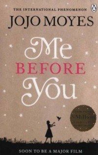 Me Before You - Jojo Moyes - okładka książki