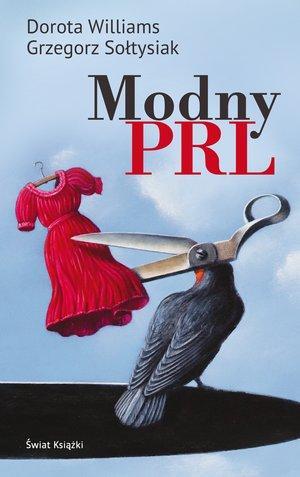 Modny PRL - okładka książki