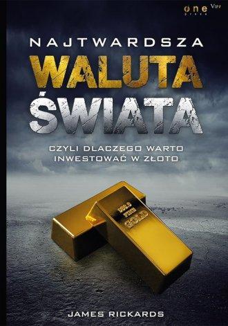 Najtwardsza waluta świata czyli - okładka książki