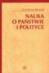 Nauka o państwie i polityce - okładka książki