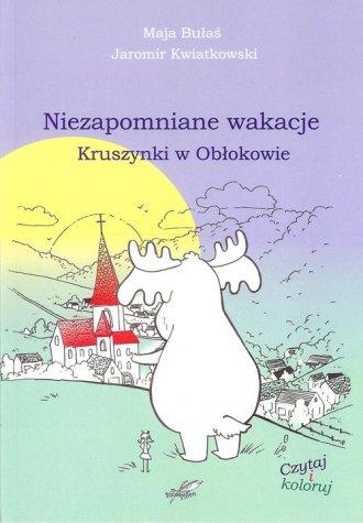 Niezapomniane wakacje Kruszynki - okładka książki