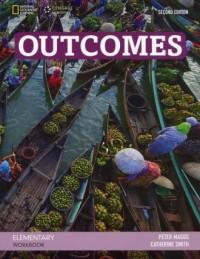 Outcomes. Elementary Workbook (+ 2 CD). Poziom A1-A2 - okładka podręcznika