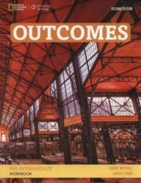 Outcomes. Pre Intermediate Workbook (+ CD) - okładka podręcznika