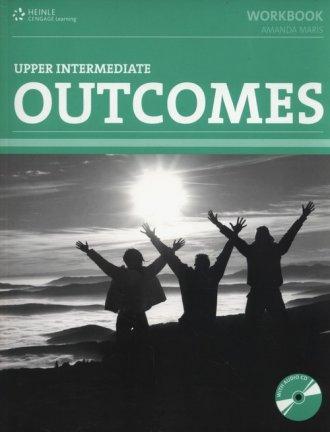 Outcomes. Upper-Intermediate Workbook - okładka podręcznika