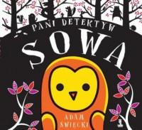 Pani Detektyw Sowa - okładka książki