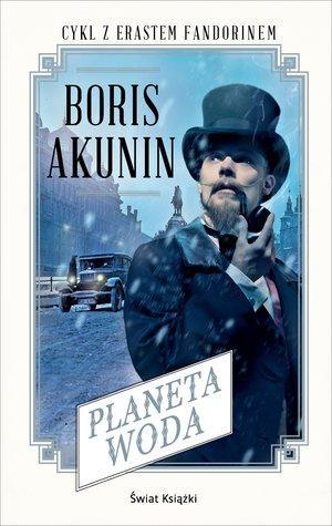 Planeta Woda - okładka książki