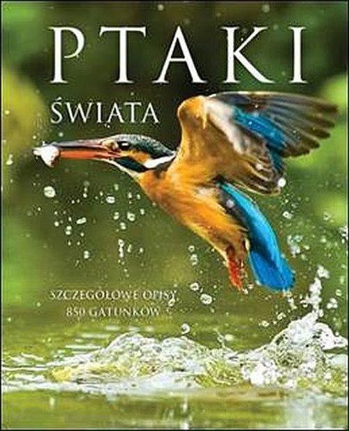 Ptaki świata - okładka książki