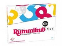 Rummikub 3 w 1 - zdjęcie zabawki, gry
