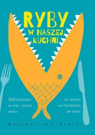 Ryby w naszej kuchni - okładka książki