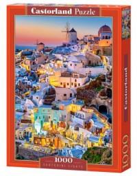Santorini Lights (puzzle 1000-elem.) - zdjęcie zabawki, gry